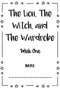 The Lion, The Witch, and The Wardrobe Week One