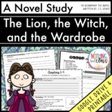 The Lion, the Witch, and the Wardrobe Novel Study Unit Distance Learning