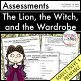 The Lion, the Witch, and the Wardrobe: Tests, Quizzes, Assessments