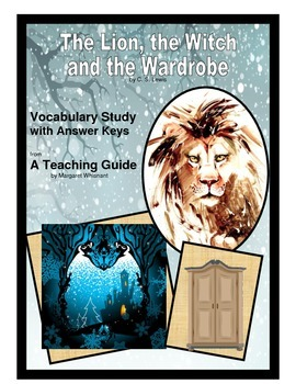 Lion, the Witch and the Wardrobe  Vocabulary Study