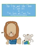 The Lion and the Mouse - A Fable Unit