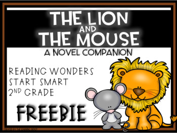 The Lion and the Mouse FREEBIE