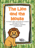 The Lion and the Mouse - Resource Packet