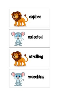 words to describe a mouse