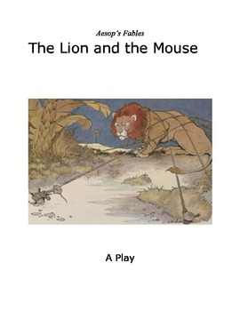 The Lion and the Mouse_Readers Theatre