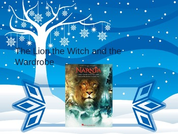 The Lion the Witch and The Wardrobe Literature Unit
