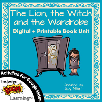The Lion, the Witch and the Wardrobe Book Unit