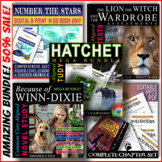 4-in-1 / Lion, the Witch & the Wardrobe / Because of Winn Dixie / Wolf Brother!