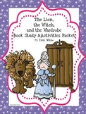 The Lion, the Witch, and the Wardrobe Book Study & Activities Packet