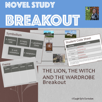 The Lion, the Witch, and the Wardrobe Breakout