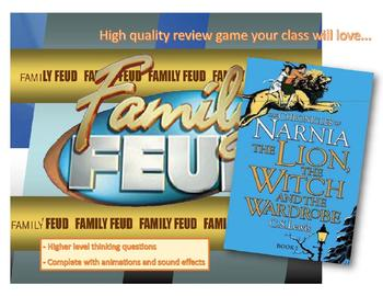 The Lion, the Witch and the Wardrobe (C.S. Lewis) Family Feud