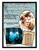 Lion, the Witch, and the Wardrobe Chapter Summaries and Objective Tests