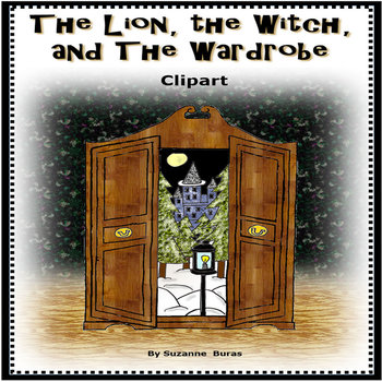 The Lion, the Witch, and the Wardrobe Clip Art