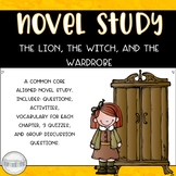 The Lion, the Witch, and the Wardrobe - Common Core Novel Study