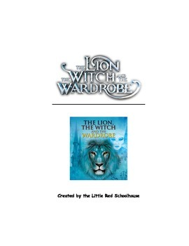 The Lion, the Witch, and the Wardrobe Common Core Unit