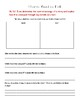 The Lion the Witch and the Wardrobe Comprehension Packet