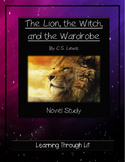 THE LION, THE WITCH, AND THE WARDROBE Novel Study DIGITAL & PRINTABLE
