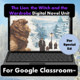 The Lion, the Witch and the Wardrobe Google Classroom   Di