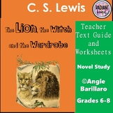 The Lion the Witch and the Wardrobe  Lewis Guide  Workbook
