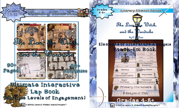 The Lion, the Witch, and the Wardrobe Mega Activity Bundle