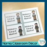 The Lion, the Witch, and the Wardrobe Narnia Classroom Theme