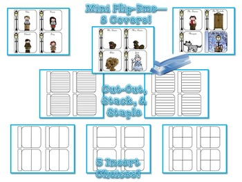The Lion, the Witch, and the Wardrobe Narnia Ultimate Interactive Lap Book