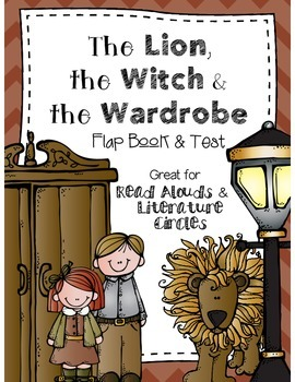 The Lion, the Witch, and the Wardrobe Novel Flap Book and Test