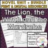 The Lion, the Witch and the Wardrobe Novel Unit