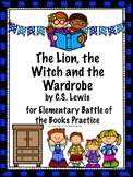 The Lion, the Witch and the Wardrobe- Over 100  EBOB Questions