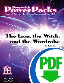 The Lion, the Witch and the Wardrobe PowerPack