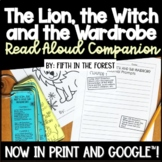 The Lion the Witch and the Wardrobe Read Aloud Companion