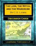 THE LION, THE WITCH, AND THE WARDROBE Discussion Cards PRINTABLE & SHAREABLE