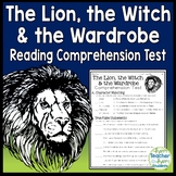 The Lion, the Witch, and the Wardrobe Test: Final Book Quiz with Answer Key