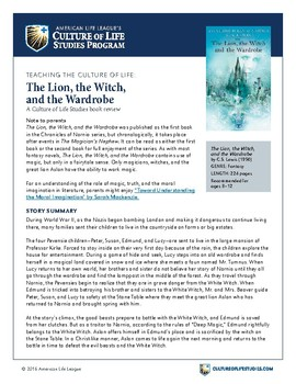 The Lion, the Witch, and the Wardrobe by C.S. Lewis Discussion Guide
