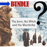 The Lion, the Witch and the Wardrobe novel unit WITH compr