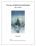 The Lion, the Witch, & the Wardrobe Novel Study Guide