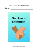 The Lions of Little Rock- Chapter by Chapter Comprehension Questions
