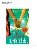 The Lions of Little Rock Quizzes