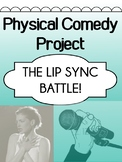 Drama - The Lip Sync BATTLE! Physical Comedy Project