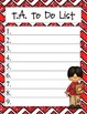 The List Pack- Back to School