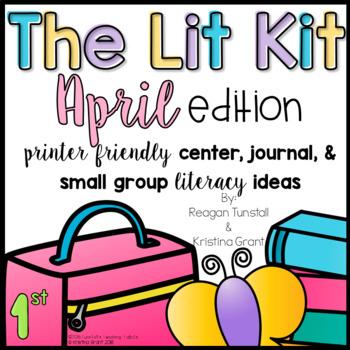 The Lit Kit April First Grade