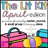The Lit Kit April Second Grade