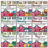 The Lit Kit Bundle First Grade