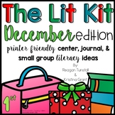 The Lit Kit December First Grade