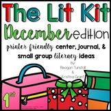 The Lit Kit December First Grade