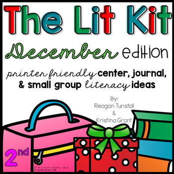 The Lit Kit December Second Grade