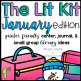 The Lit Kit January First Grade