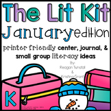 The Lit Kit January Kindergarten