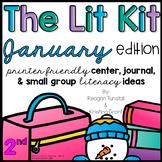 The Lit Kit January Second Grade