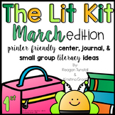 The Lit Kit March First Grade